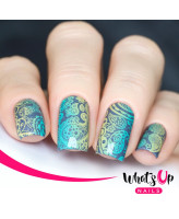 Whats Up Nails A003 Paisley Buffet