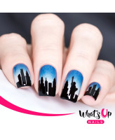 Whats Up Nails A004 Sin City Life
