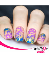 Whats Up Nails A005 Floral Paradise