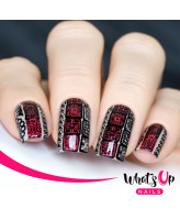 Whats Up Nails A007 Aztec Countdown