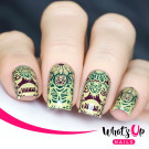Whats Up Nails A009 Mandala Universe