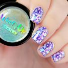 Whats Up Nails Пудра для дизайна Аврора (Aurora Powder)