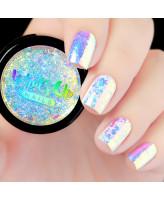 Whats Up Nails Блестки для дизайна Аврора