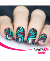 Whats Up Nails B002 Water Marble to Perfection