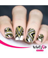 Whats Up Nails B015 Geo-Radical