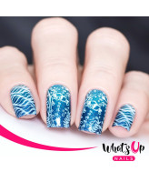 Whats Up Nails B020 Take Me to the Sea