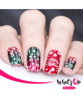 Whats Up Nails B022 Winter Time