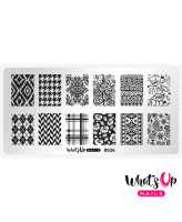 Whats Up Nails B026 Fashion Prints