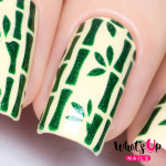 Whats Up Nails Трафарет Бамбук