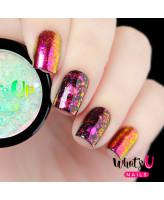 Whats Up Nails Блестки для дизайна Помада