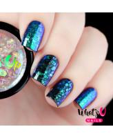 Whats Up Nails Блестки для дизайна Бриз