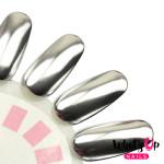 Whats Up Nails Пудра для дизайна Хром