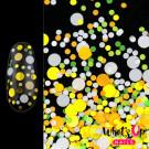 Whats Up Nails Глиттер Конфетти Цитрусовый Фреш (Citrus Confetti)