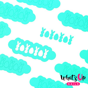 Whats Up Nails Easter Stencils