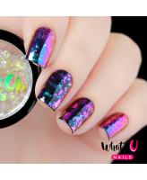 Whats Up Nails Блестки для дизайна Мистика