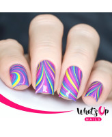 Whats Up Nails P012 Groovy Watermarble