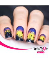 Whats Up Nails P015 Fields of Fireflies
