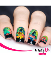 Whats Up Nails P043 It's All An Illusion