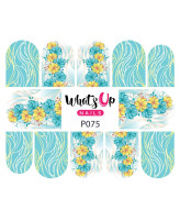 Whats Up Nails P075 Floral Strands