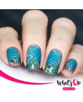 Whats Up Nails P083 Swirl Sensation