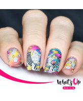 Whats Up Nails P099 Play That Music
