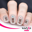 Whats Up Nails Трафарет Карандаш (Pencil Stencils)