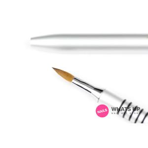 Whats Up Nails Pure Color #5 3D Sculpture Brush