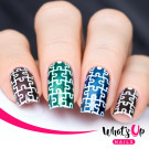 Whats Up Nails Трафарет Паззл (Puzzle Stencils)
