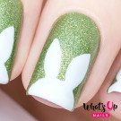 Whats Up Nails Трафарет Кроличьи уши (Rabbit Ears Stencils)
