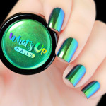 Whats Up Nails Пудра для дизайна Тропический лес