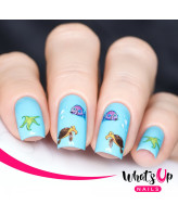 Whats Up Nails S001 Under the Sea