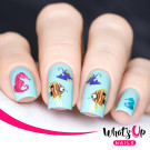 Whats Up Nails S002 Ocean Bottom