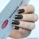 Whats Up Nails Трафарет Чешуя русалки (Scales Stencils)