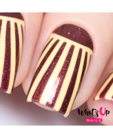 Whats Up Nails Трафарет Рассвет