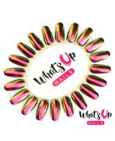 Whats Up Nails Пудра для дизайна Закат