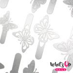 Whats Up Nails Трафарет Крылья бабочки