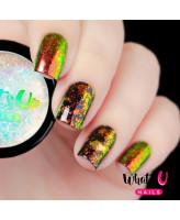 Whats Up Nails Блестки для дизайна Тропики
