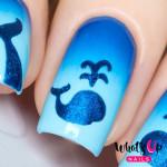 Whats Up Nails Трафарет Кит