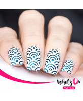 Whats Up Nails Трафарет Wi-Fi
